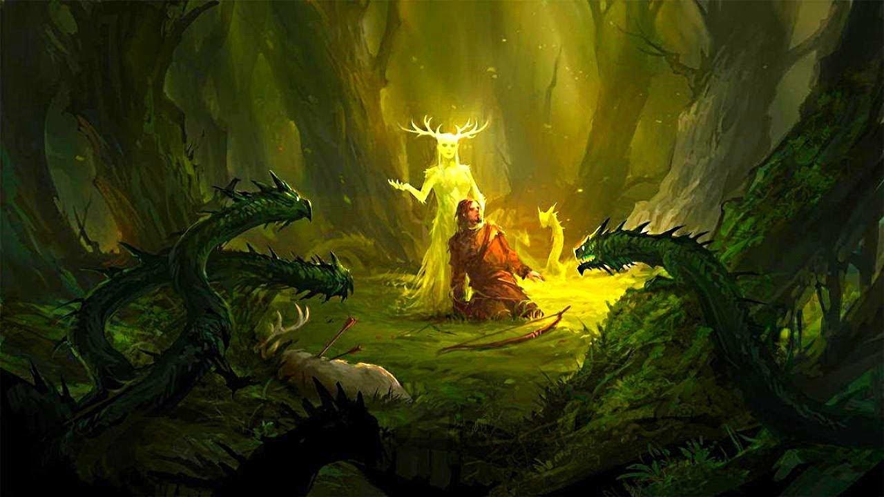 Celtic Forest