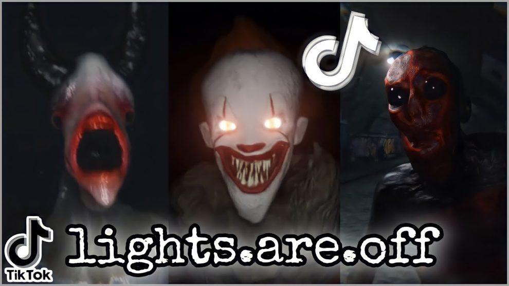 lights are off